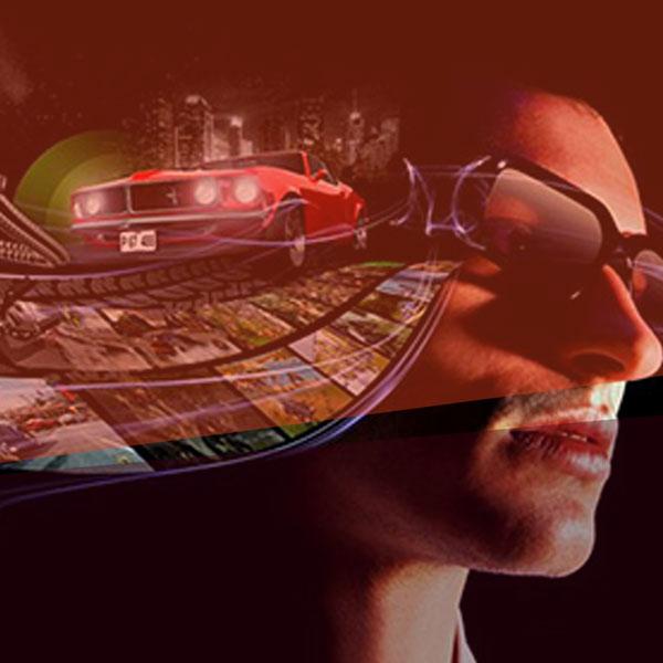 3D монитор
