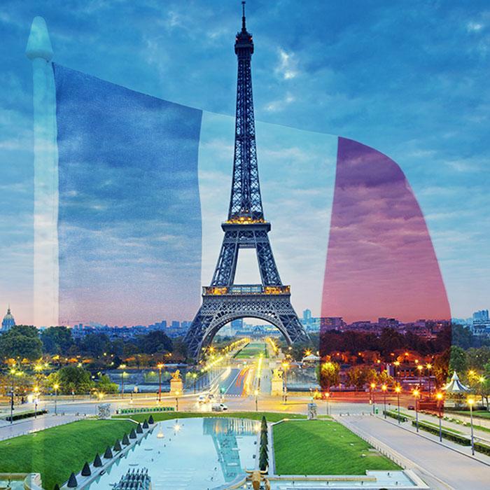 Франция и Париж