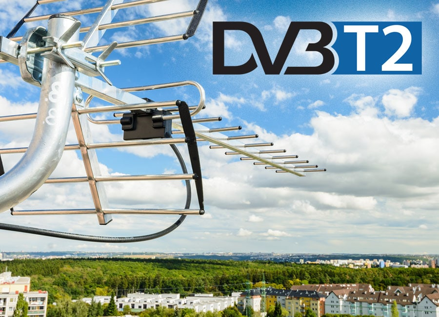 DVB-T2 телевидение