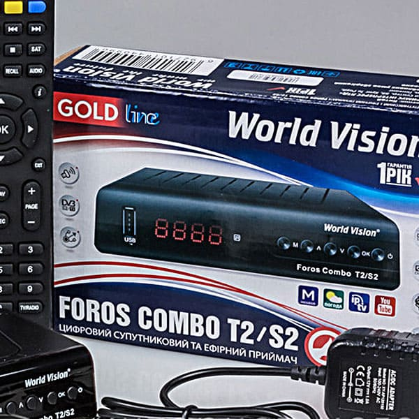 World Vision Foros