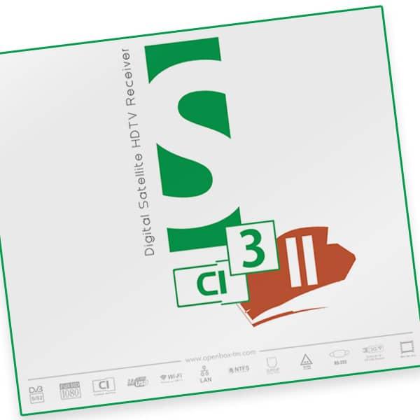 Ресивер Openbox S3CI II