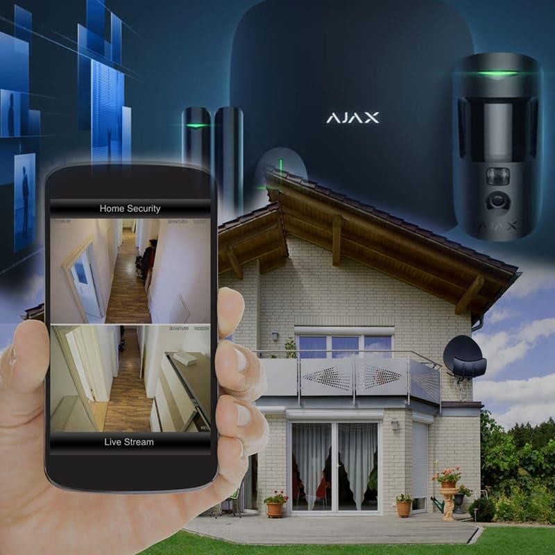 Охранная сигнализация Ajax Systems