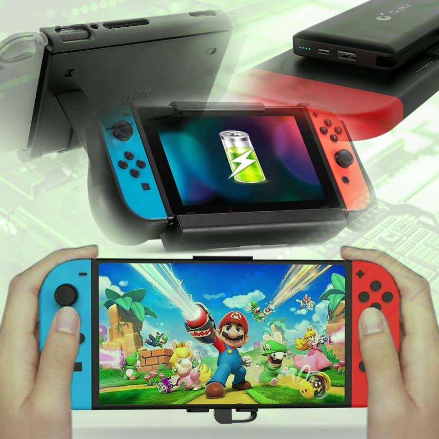 Повербанки для Nintendo Switch