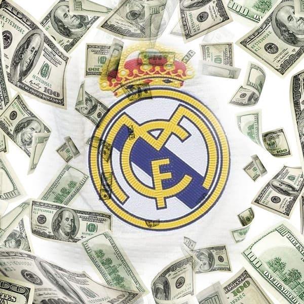 Реал Мадрид самый дорогой футбольный бренд