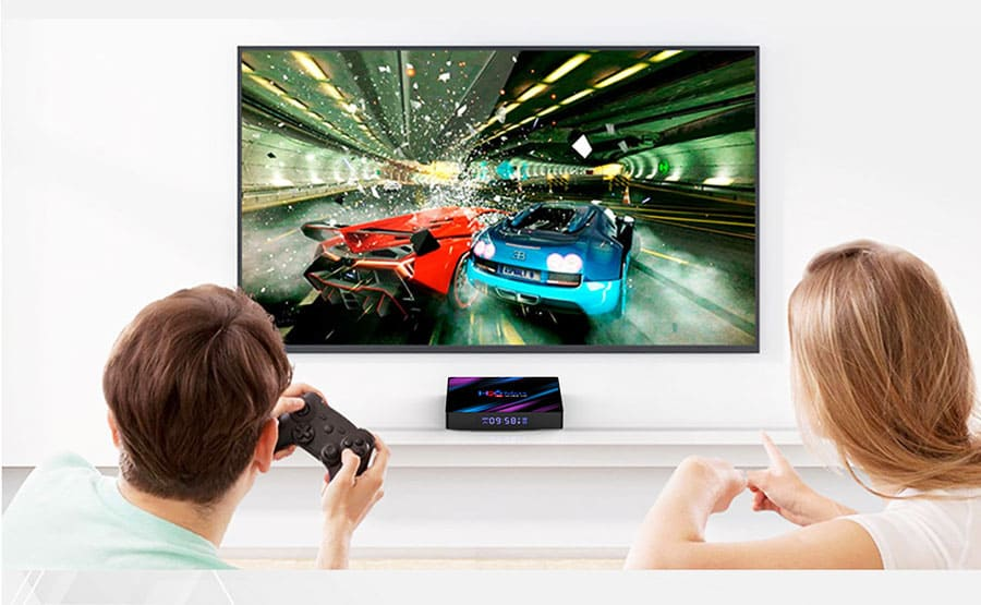 Игры на Android TV Box