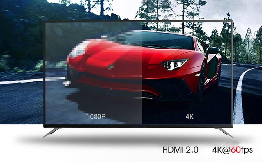 Android TV Box с поддержкой 4K