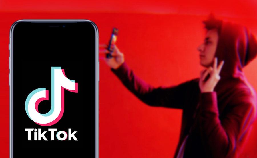 Приложение TikTok