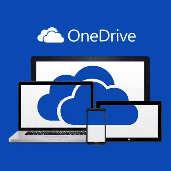 Общие папки в OneDrive