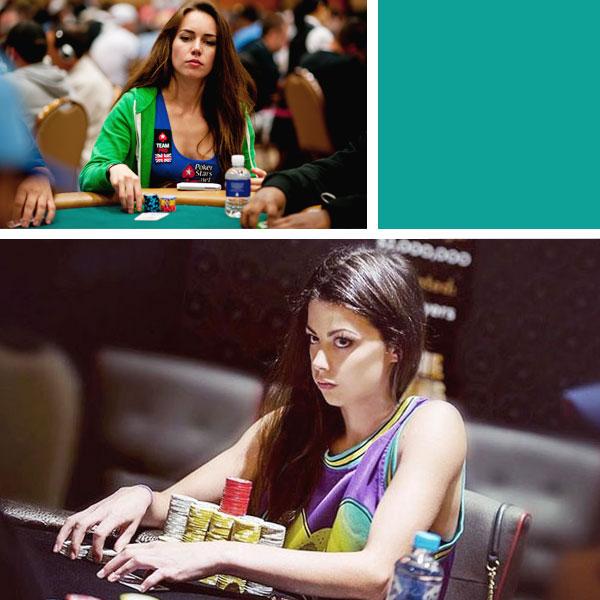 Женщины-покеристки