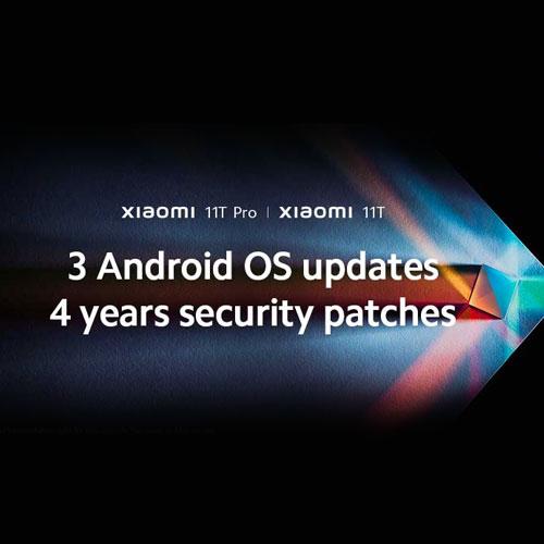 Обновления Android для нового Xiaomi