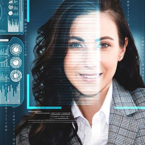 Алгоритм розпізнавання обличчя